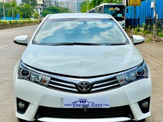 2016 Toyota Corolla Altis 1.8 GL