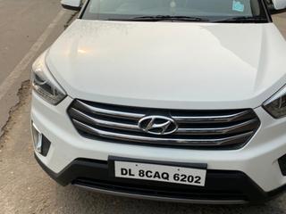 2018 ಹುಂಡೈ ಕ್ರೆಟಾ 1.6 ಎಸ್ಎಕ್ಸ್ ಡೀಸಲ್