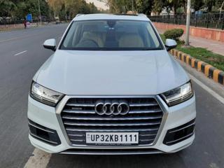 2018 Audi Q7 45 TDI Quattro Technology