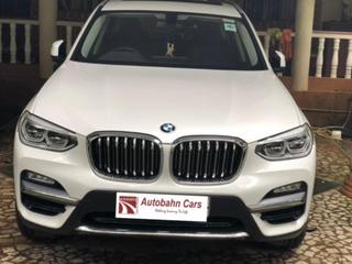 2018 BMW X3 xDrive 20d Luxury Line