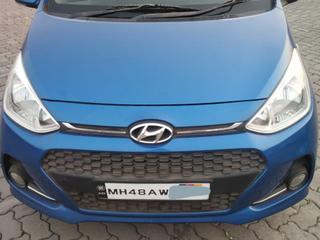 2017 Hyundai i10 Sportz