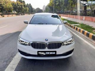 2019 BMW 5 Series 520d Sport Line
