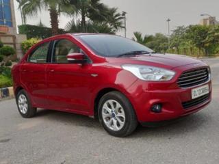 2015 Ford Figo Aspire 1.5 TDCi Titanium