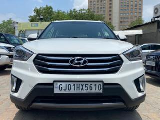 2018 Hyundai Creta 1.6 CRDi AT SX Plus