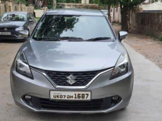 2018 ಮಾರುತಿ ಬಾಲೆನೋ ಆಲ್ಫಾ