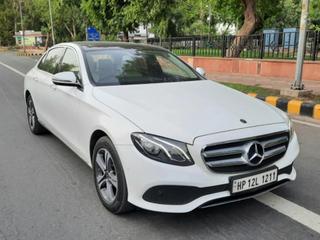 2019 Mercedes-Benz E-Class Exclusive E 200