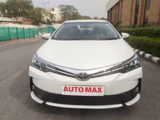 2018 Toyota Corolla Altis 1.8 G CVT