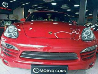 2014 Porsche Cayenne Diesel Platinum Edition