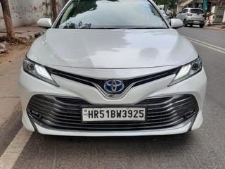2019 Toyota Camry Hybrid 2.5