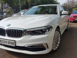 2017 BMW 5 Series 520d Luxury Line