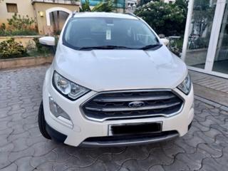 2019 Ford Ecosport Titanium Plus AT