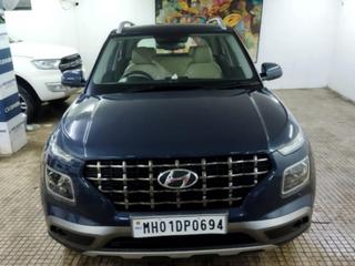 2020 Hyundai Venue SX Plus Turbo DCT
