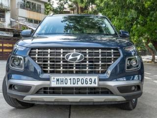 2020 ಹುಂಡೈ ವೆನ್ಯೂ ಎಸ್ಎಕ್ಸ್ Plus ಟರ್ಬೊ DCT