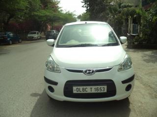 2010 Hyundai i10 Sportz AT
