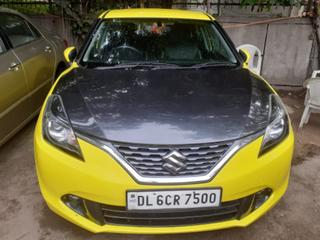 2018 மாருதி பாலினோ ஆல்பா