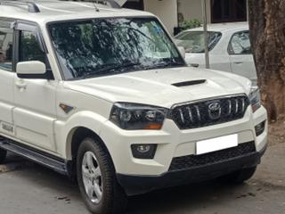 2015 ಮಹೀಂದ್ರ ಸ್ಕಾರ್ಪಿಯೋ S10 AT 2WD