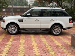 2012 Land Rover Range Rover Sport హెచ్ఎస్ఈ