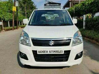 2016 Maruti Wagon R VXI BS IV with ABS