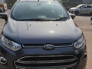 Ford Ecosport 1.5 Diesel Titanium Plus
