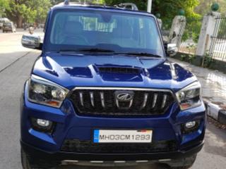 2017 മഹേന്ദ്ര സ്കോർപിയോ S10 AT 2WD