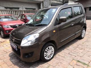 2014 Maruti Wagon R VXI BS IV