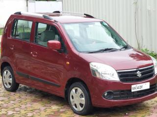 2012 Maruti Wagon R VXI BS IV