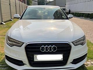 2015 Audi A6 2.0 TDI Technology