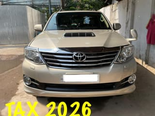 2016 Toyota Fortuner 4x2 Manual