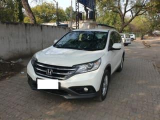 Honda CR-V 2.4L 4WD AT AVN