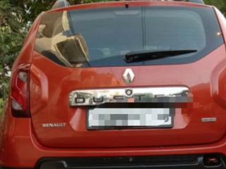2017 Renault Duster 110PS Diesel RxZ AMT
