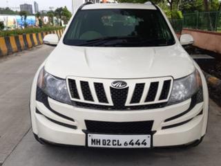 2012 മഹേന്ദ്ര ക്സ്യുവി500 ഡബ്ല്യു 8 FWD