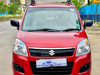 2018 Maruti Wagon R CNG LXI