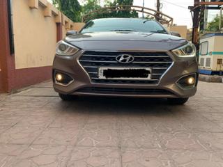 Hyundai Verna CRDi 1.6 AT EX