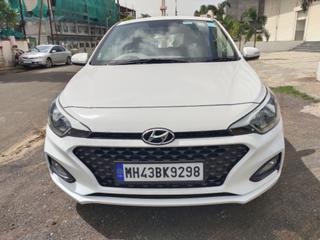 Hyundai i20 Asta Option CVT