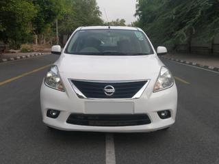 Nissan Sunny XL CVT