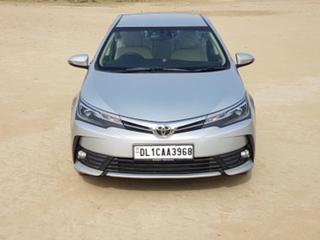 2018 Toyota Corolla Altis 1.8 VL CVT