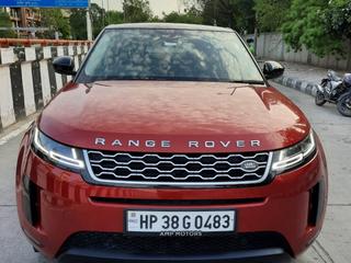 Land Rover Range Rover Evoque 2.0 S diesel 2020-2021