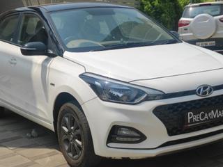2018 Hyundai i20 Petrol CVT Asta
