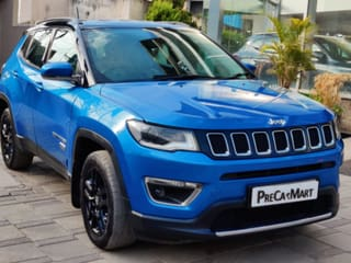 Jeep Compass 2.0 Limited Option