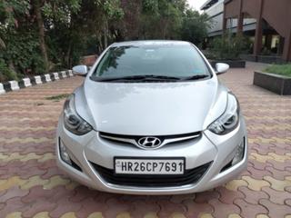 Hyundai Elantra SX AT