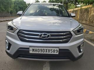 Hyundai Creta 1.6 VTVT SX Plus