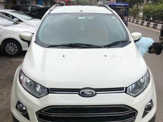 Ford Ecosport 1.5 TDCi Titanium Plus BSIV