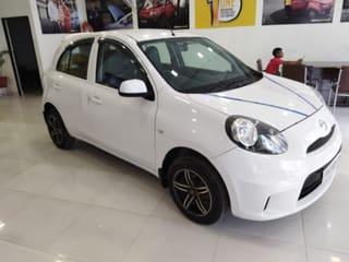 Nissan Micra Active XL Option