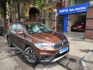 Maruti SX4 S Cross Facelift