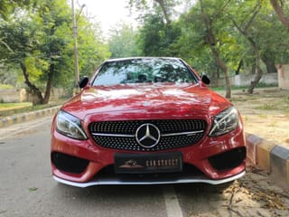 Mercedes-Benz New C-Class Coupe C43 AMG