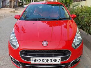 Fiat Punto EVO 1.3 Emotion