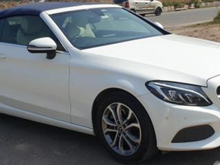 Mercedes-Benz New C-Class C300 Cabriolet