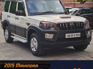 Mahindra Scorpio S3 Plus 9 Seater