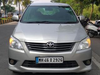 Toyota Innova 2.5 GX (Diesel) 8 Seater