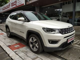 Jeep Compass 2.0 Limited Option 4X4